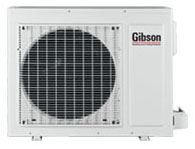 Gibson 18K BTU Outdoor Heat Pump Condensing Unit, 230V/23 Seer