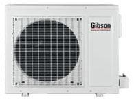 Gibson 12K BTU Outdoor Heat Pump Condensing Unit, 115V/23 Seer