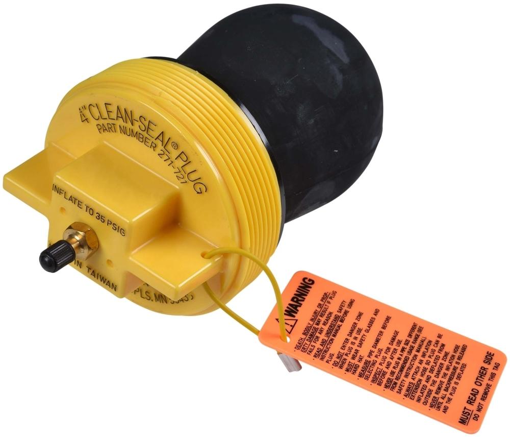"""4"""" Clean Seal Pressure Test Plug (271-721)"""