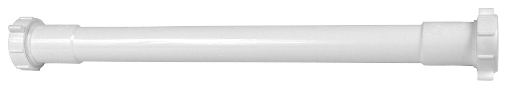 "Oatey 1-1/4"" x 16"" Double Tail Piece Slip Joint PVC"