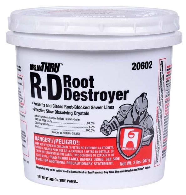 Root Destroyer