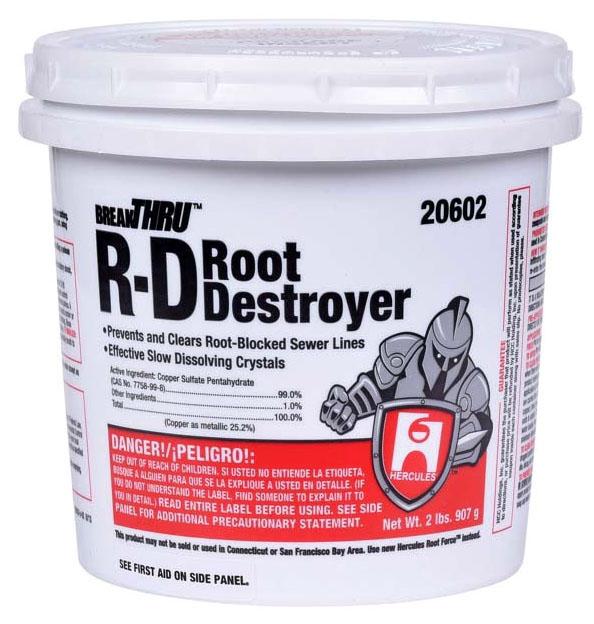 Root Destroyer - 2 Lb