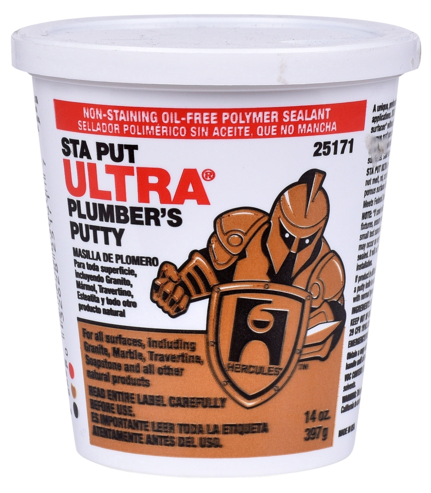 Oatey Non-Staining Putty - 14 Oz