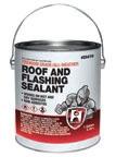Hercules Roof and Flashing Sealant, 1 Quart, Can, Black