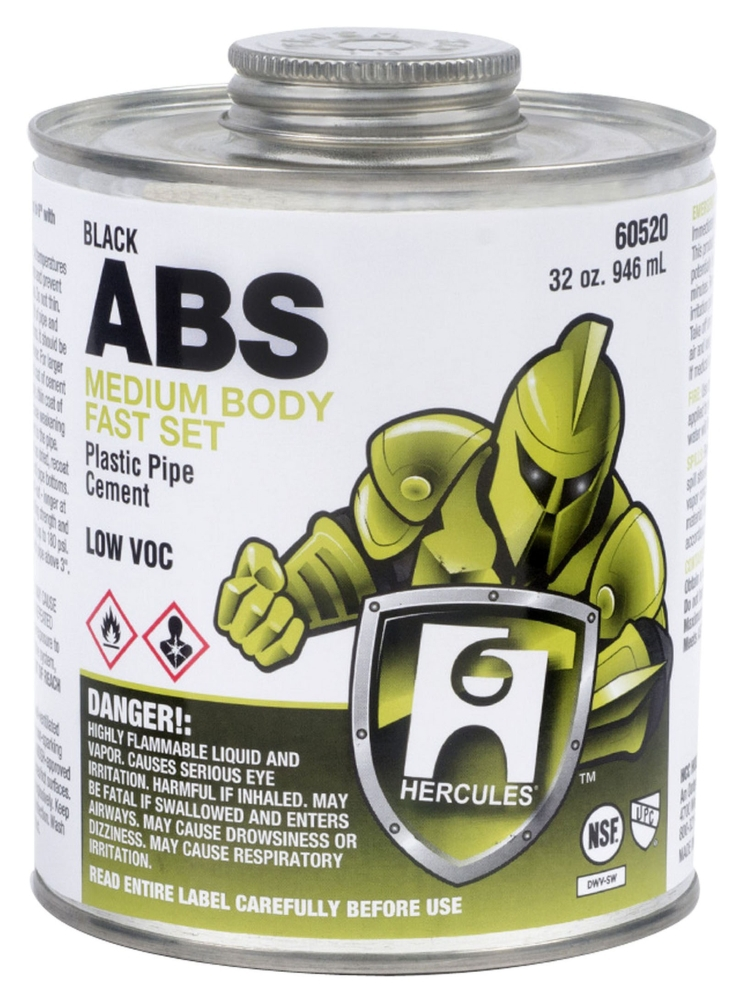 ABS Cement - 1 Pt