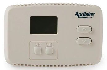 Aprilaire Dehumidifier Control, Wall Mount, Digital