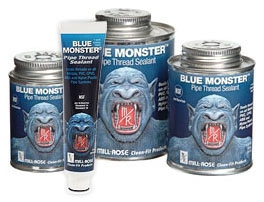 Pipe Thread Sealant - Blue Monster - 8 Oz