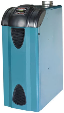 Burnham Boiler Natural Gas 175 Mbh Ei 6 Vent 85% Efficient (Es2)