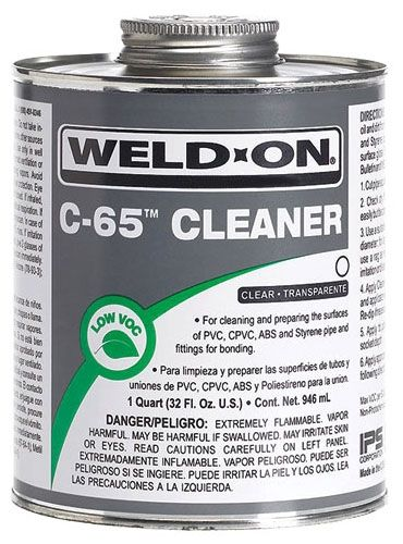 1 Quart Can, Clear Liquid, C-65™ Cleaner