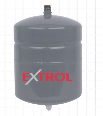 60 Expansion Tank for Closed Loop Heat Extrol