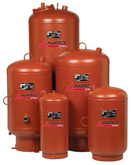 40 Expansion Tank Stand Up for Closed Loop Heat