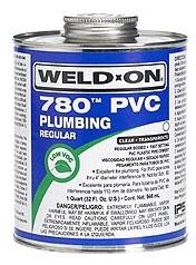 PVC Cement - 8 Oz