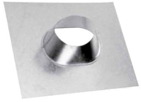 "4"" B-Vent Adjustable Roof Flashing"
