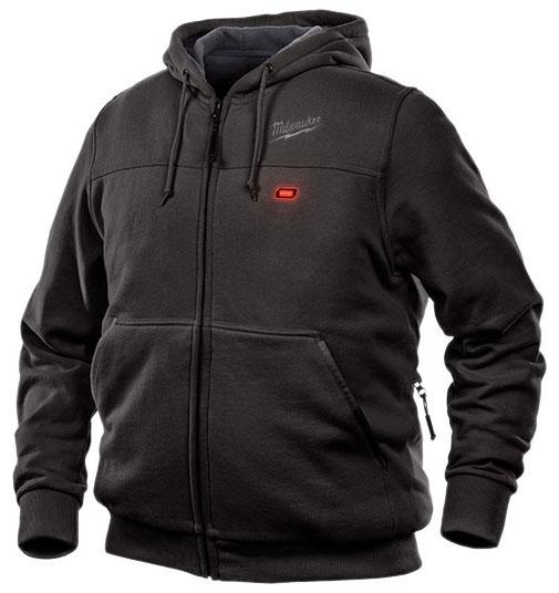 Milwaukee Tool Toughshell Jacket Kit, X-Large, Black, Waffle Weave Thermal Lining, Cotton/Polyester