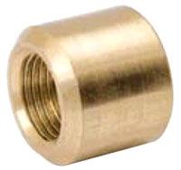 "1/2"" x 1/4"" FIP Copper Flush Bushing Reducer"