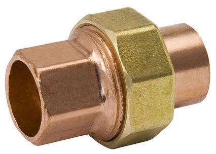 """1/2"""" Copper Union"""