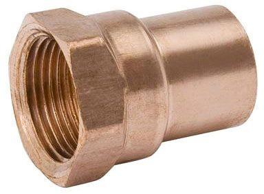 """1/2"""" Copper x FIP Adapter"""