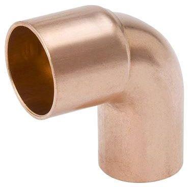 "1"" Copper Street 90 Elbow"