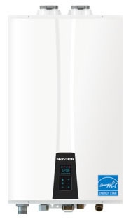 Navien Tankless Water Heater with Pump & Tank, 199K BTU