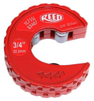 "Reed Tool 3/4"" Tubing Cutter C-Shape"