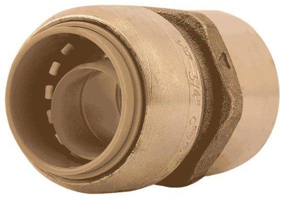 """SharkBite 3/4"""" Shark Bite FIP Adapter (188040, 630-204"""
