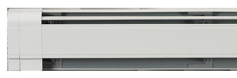 "Slant/Fin 1/2"" x 4' Type 2000 Baseboard Heating"