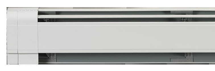 "Slant/Fin 1/2"" x 6' Type 2000 Baseboard Heating"
