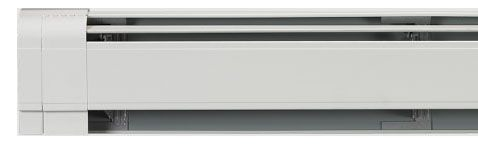 "Slant/Fin 3/4"" x 7' Type 2000 Baseboard Heating"