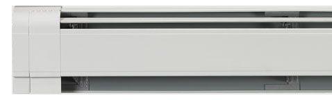 "Slant/Fin 3/4"" x 8' Type 2000 Baseboard Heating"