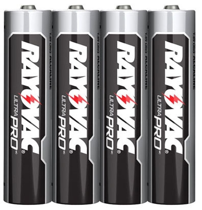 Aaa Alkaline Batteries 8 Pack
