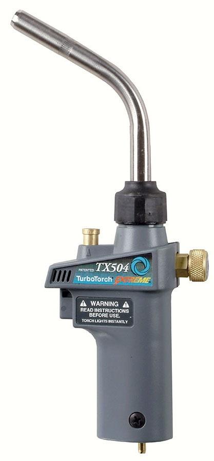 TX503 SELF-IGNITING SWIRL/ADJUST TORCH