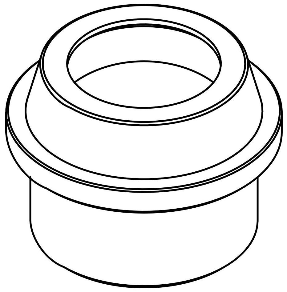 PAIR UNIONS FOR C/B TUB FTG
