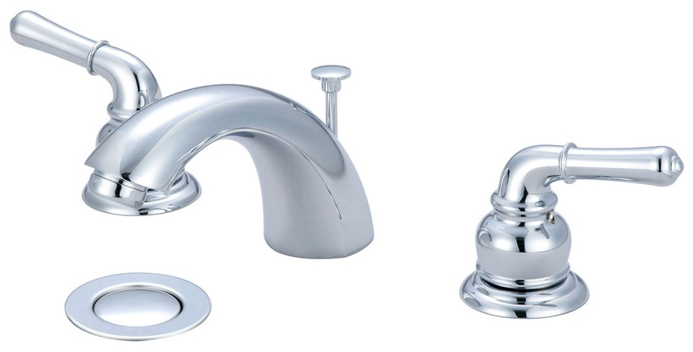 ACCENT TWO HDL CHROME WIDESPREAD LAV