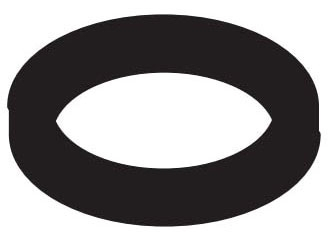 PP O'RING FOR 920-036A SPOUT
