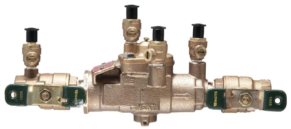"3/4"" Backflow Preventer 0391003 Reduced Pressur"