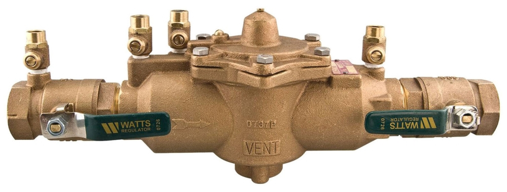 "1"" Backflow Preventer 0391004 Reduced Pressur"
