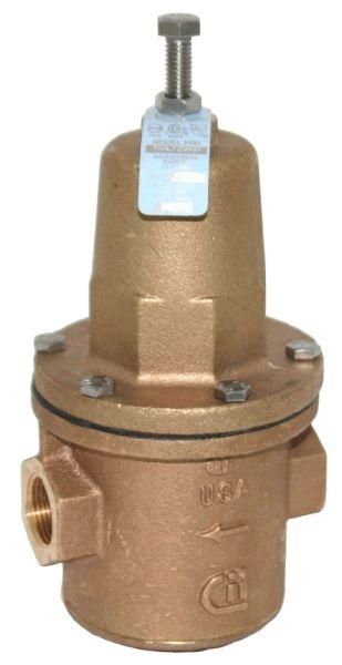 "2"" Bronze High Capacity Pressure Reducing Valve - FPT, 400 psi"