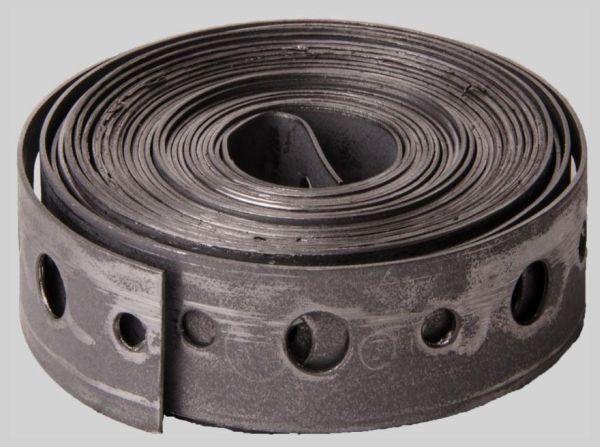 10' 28 Gauge Galvanized Steel Strapping Hanger Iron