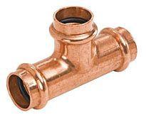 """1"""" Copper Press Tee 10075582"""