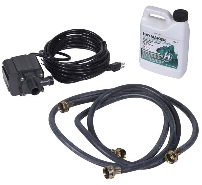 Whitlam System Descaler Kit for Tankless Water Heaters