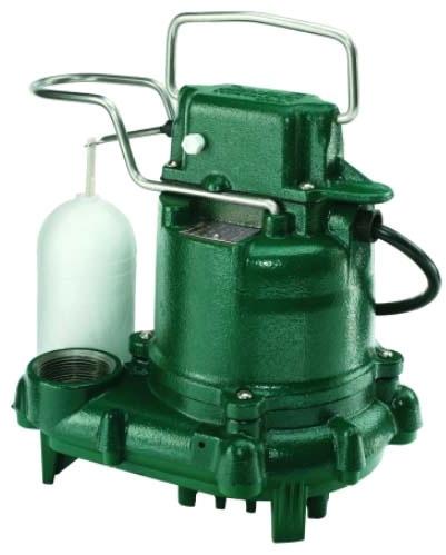 "1/3 HP Automatic 1-1/2"" Sump Pump Cast Iron"