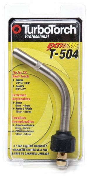 Swirl Flame Self-Lighting Torch Tip - Extreme
