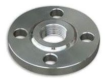 "2"" Galvanized Steel Raised Face Flange - NPT, Class 150"