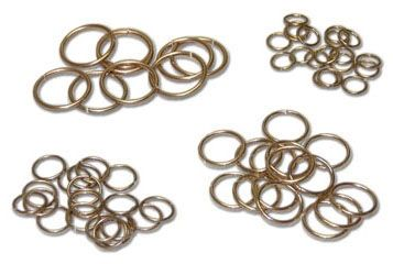 """3/4"""" Brazing Ring - RING OF FIRE / Stay-Silv / ECO SMART, 15% Silver Alloy"""
