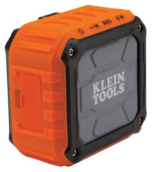 "3-7/8"" x 2-1/8"" x 3-1/2"" Jobsite Speaker - Wireless"