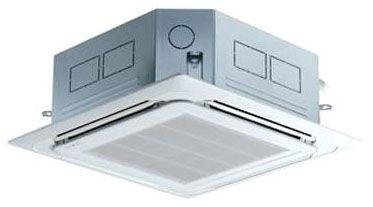 """22-7/16"""" x 22-7/16"""" x 8-7/16"""" 4-Way Multi-Zone Air Conditioner Indoor Unit - 7000 BTU/Hr, 208 to 230 VAC 60 Hz 1-Phase, R-410A"""
