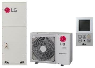 """32-27/32"""" x 15-11/32"""" x 37-13/32"""" 1-Zone 4-Way Ceiling Cassette Heat Pump Outdoor Unit - 18000 BTU/Hr, 208 to 230 VAC 60 Hz 1-Phase, R-410A"""