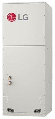 """18"""" x 21-1/4"""" x 48-11/16"""" 4-Way Vertical-Horizontal Air Handler Indoor Unit - 18000 BTU/Hr, 208 to 230 VAC 60 Hz 1-Phase, R-410A"""