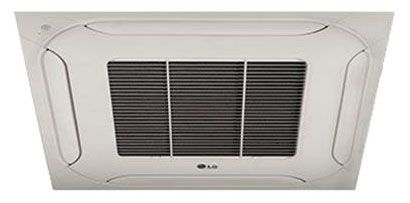 2' X 2' Ceiling Mount Air Conditioner Cassette Grille - White