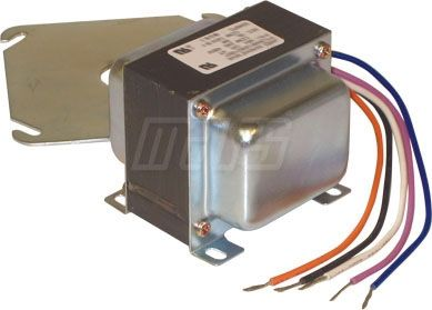 240 / 480 V Primary 120 V Secondary 50 / 60 Hz 100 VA 1-Insulation Multi-Mount Transformer - Wire Lead
